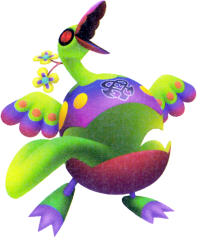 File:Ducky Goose (Nightmare) KH3D.png