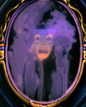 espejo blancanieves pandora