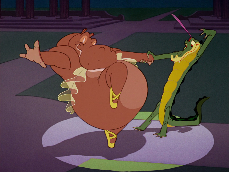 Dance Of The Hours Disney Wiki Fandom Powered By Wikia