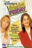 Freaky Friday (1995) Film Poster