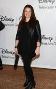 Holly Combs ABC Disney TV Group TCA Summer Tour