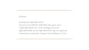 Kingdom hearts copyright