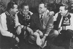 Leo Harris and Walt Disney