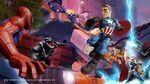 Marvel Battle Grounds Cap2