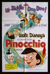 Pinocchio 1962 poster