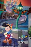 Pinocchioridemural