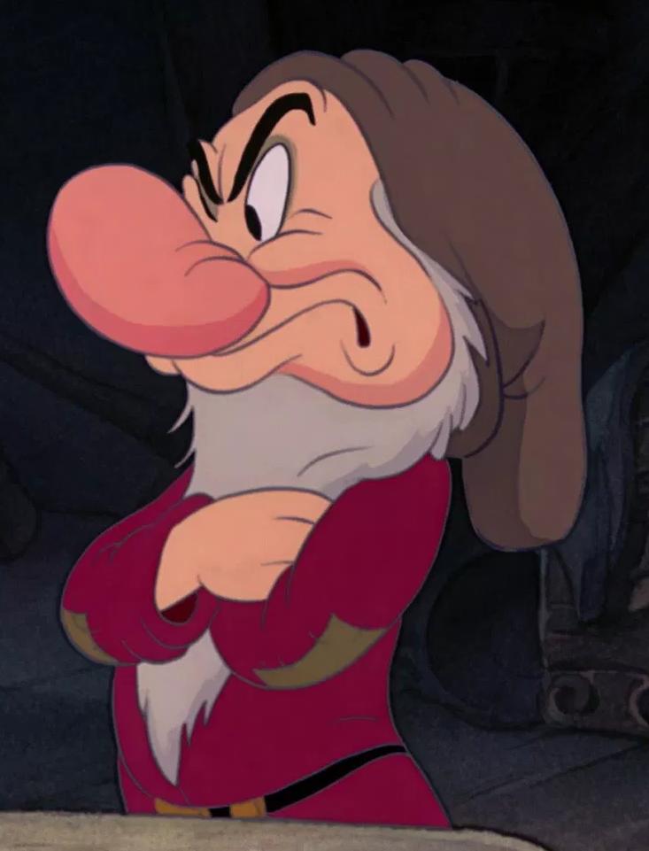 Grumpy | Disney Wiki | FANDOM powered by Wikia