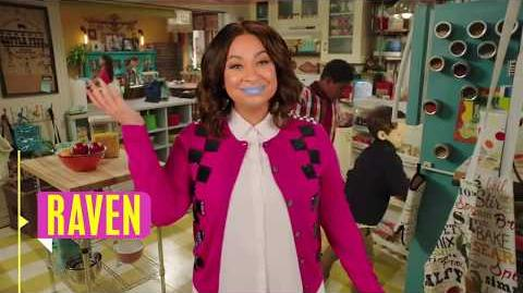 Raven Raven's Home Disney Channel