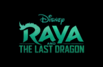 Raya and The Last Dragon official logo