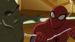 Spider-Man & Triton USMWW 4