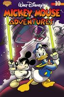 This Mickey Mouse Adventures issue predicted Disney buying Star Wars