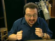 Wayne Knight behind the scenes TS2