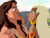 33- La and Tarzan