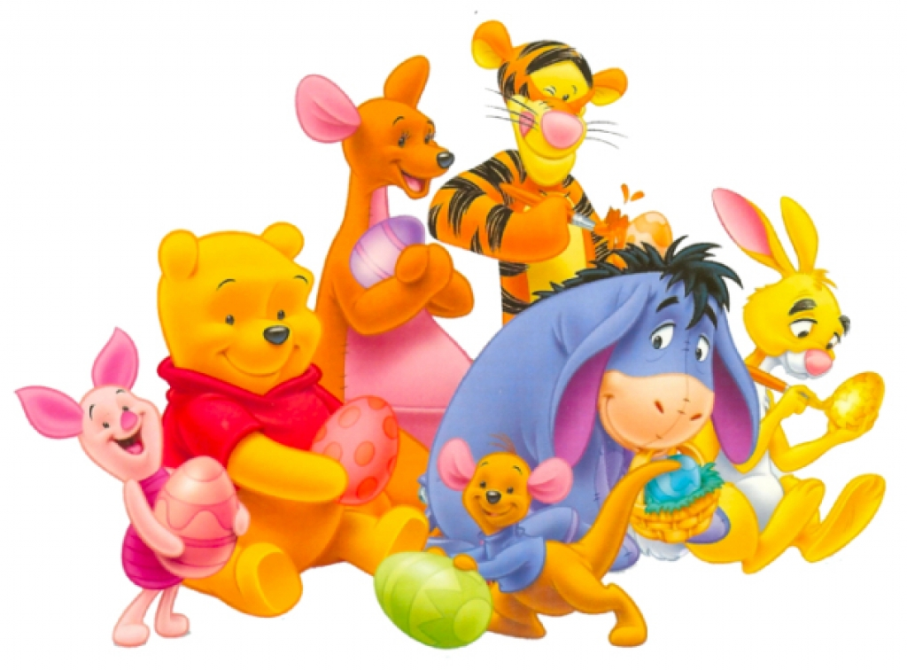 image 63382 easter winnie the pooh kanga roo tigger piglet and rh disney wikia com Winnie the Pooh and Friends Clip Art Tigger and Friends Thanksgiving Images Clip Art