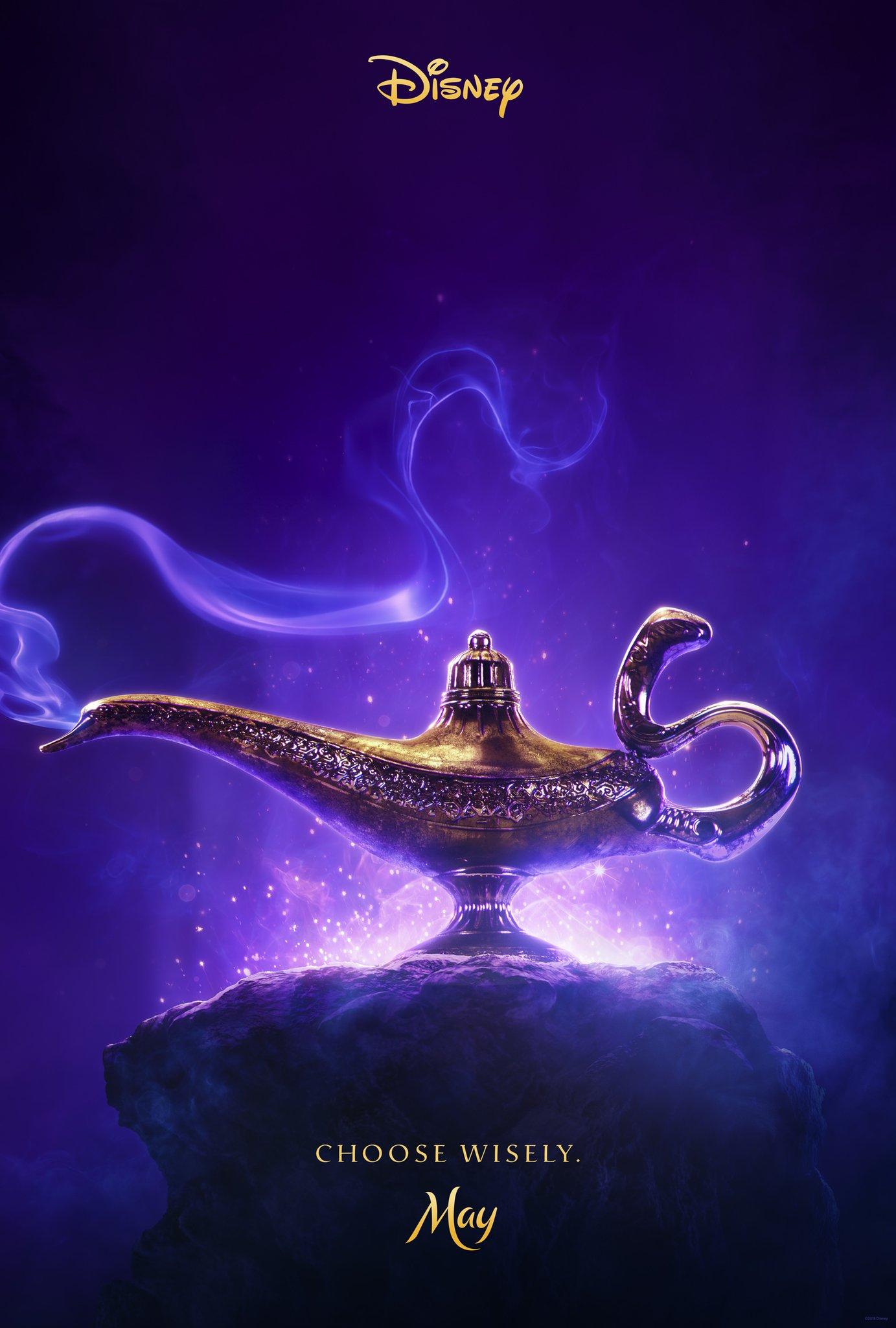 Aladdin (2019 film)   Disney Wiki   FANDOM powered by Wikia