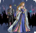 Aurora Midnight Masquerade
