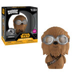 Chewbacca Flocked Chase - Solo Dorbz