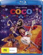 Coco AU Blu-ray