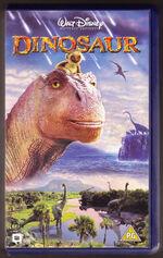 Dinosaur (2001 UK VHS)