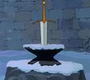 La Espada en la Piedra (objeto)
