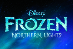 Frozen Northern Lights Logo