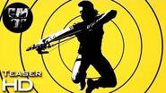 Hawkeye - Logo Teaser (2021)