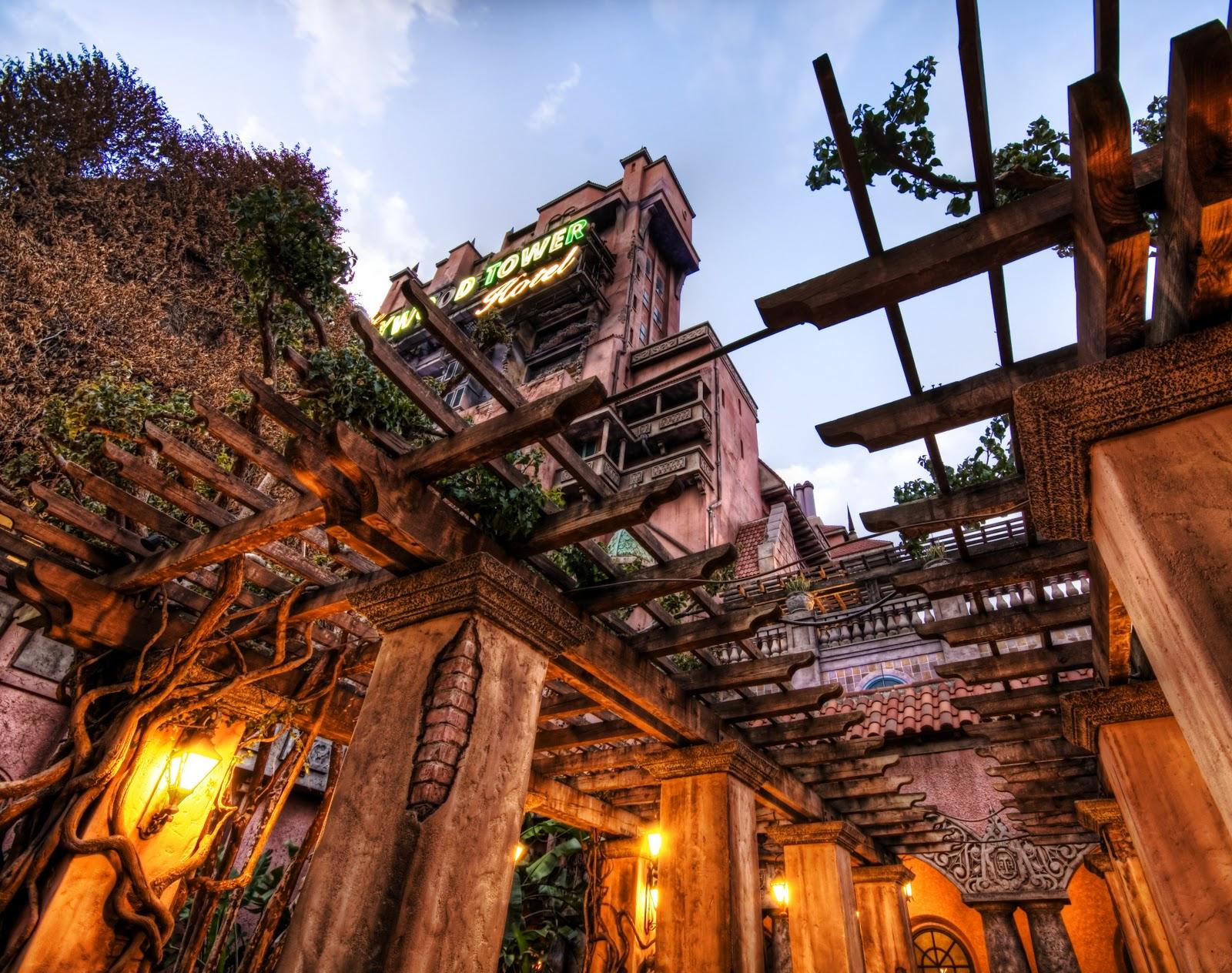 The Twilight Zone Tower of Terror | Disney Wiki | FANDOM ... Tower Of Terror Disney World Inside Video