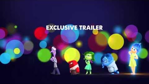 Inside Out - Second Trailer Sneak Peek