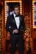 Jake Gyllenhaal 67th Tonys