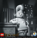 LEGO Incredibles portraits - Blazestone