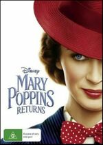 Mary Poppins Returns 2019 AUS DVD