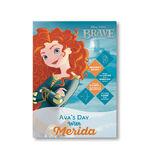 Merida personalized book