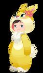 Miss Bunny Kingdom Hearts χ