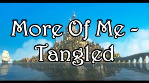 More Of Me - Natasha Bedingfield Tangled Audio Lyrics