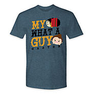 My What A Guy Gaston Tsum Tsum T Shirt