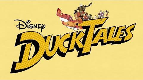 Opening Title DuckTales Disney XD