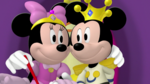 Prince Mickey and Princess Minnie-rella - Happily Ever After