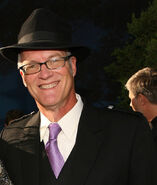 Steve Purcell Brave premiere