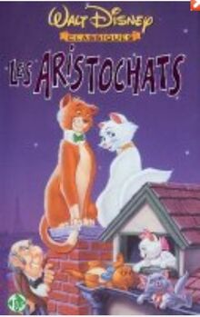 The Aristocats 1997 French Belgium VHS