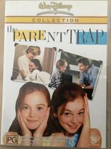 The Parent Trap Remake 2003 AUS DVD