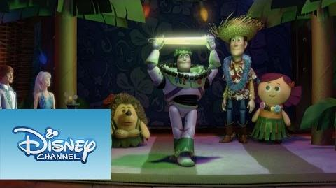 Toy Story Toons- Short Film Pixar Vacaciones en Hawai (2011)