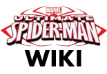 Ultimate Spider-Man Wiki-wordmark