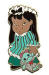 WDI - Lilo Dressed in Cast Member Costume - Haunted Mansion