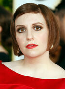 2015-golden-globes-beauty-lena-dunham