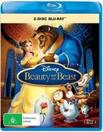 Beauty and the Beast 2015 AUS Blu Ray