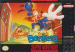 Bonkers SNES Cover