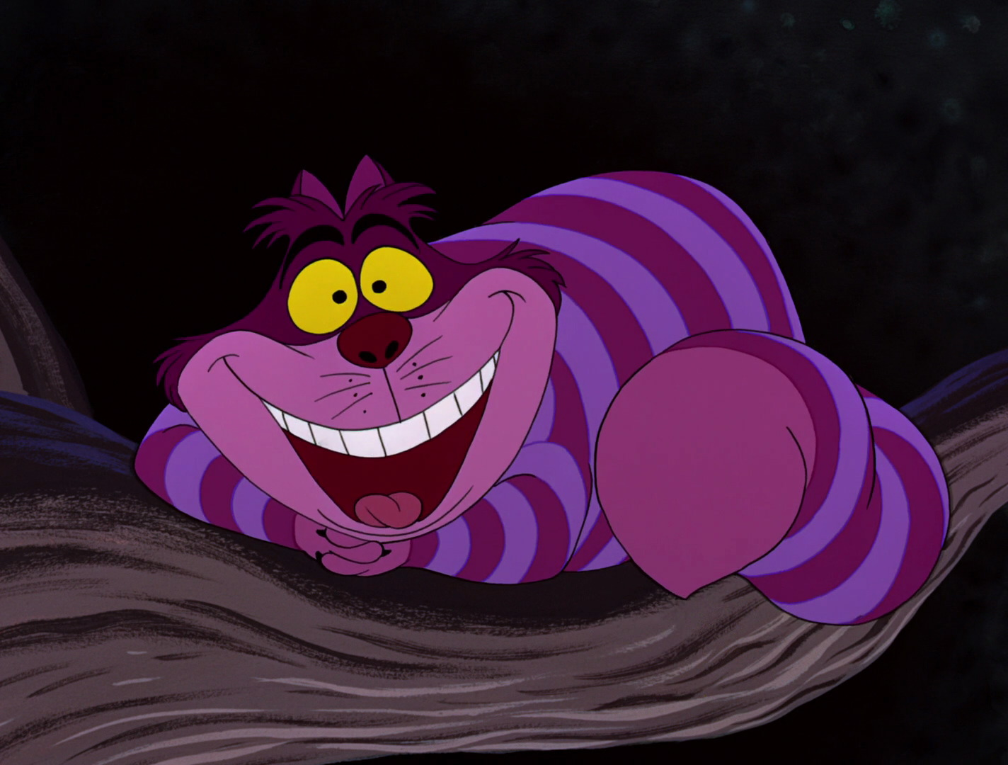 How to call the Cheshire Cat 93