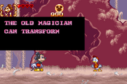 Disney's Magical Quest 3 Starring Mickey and Donald Mickey and Louie 6