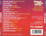 Disney channel playlist back