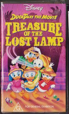 DuckTales The Movie 1992 AUS VHS